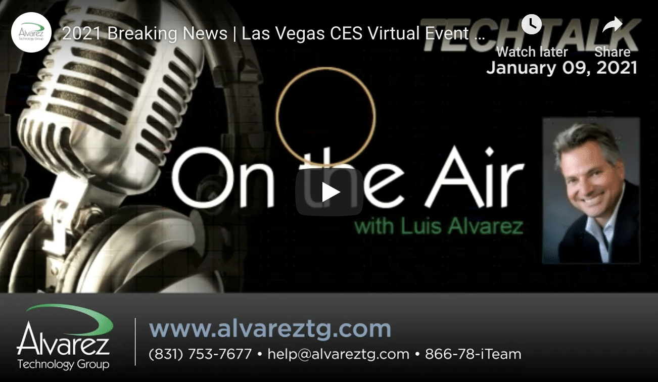 Las Vegas CES 2021 Goes Virtual